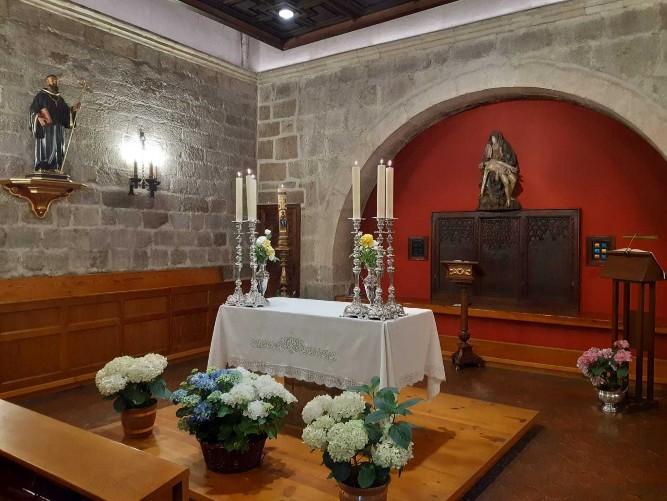 Oratorio Capilla de la Piedad