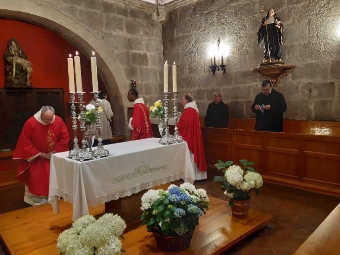 Misa del día de Pentecostés, entrada