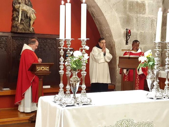 Proclamación del Santo Evangelio